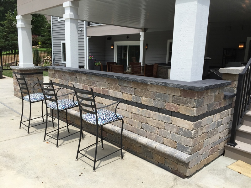 Have A Custom Built Bar Island, Grill Island Or Outdoor Kitchen In Your  Backyard This Summer To Entertain Friends And Family.